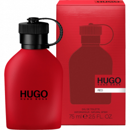 BOSS HUGO RED EDT 75 ML ATO