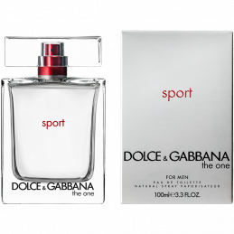 D G THE ONE SPORT U EDT 100...