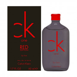CK ONE RED HIM EDT 50 ML
