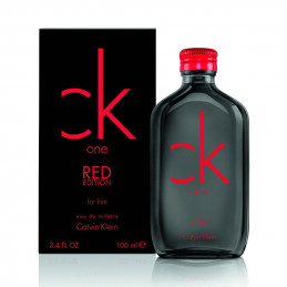 CK ONE RED HIM EDT 100ML