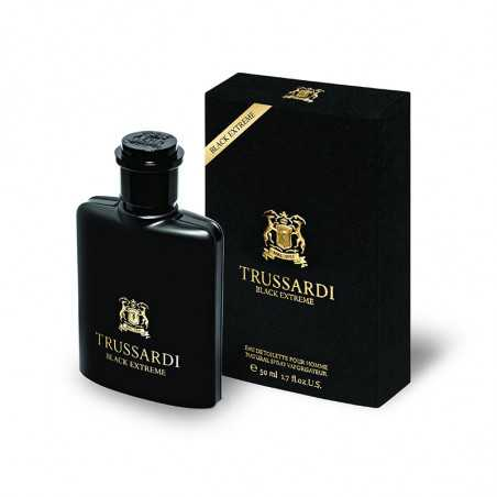 TRUSSARDI 1911 BLACK EXTR U EDT 50 ML SPRAY