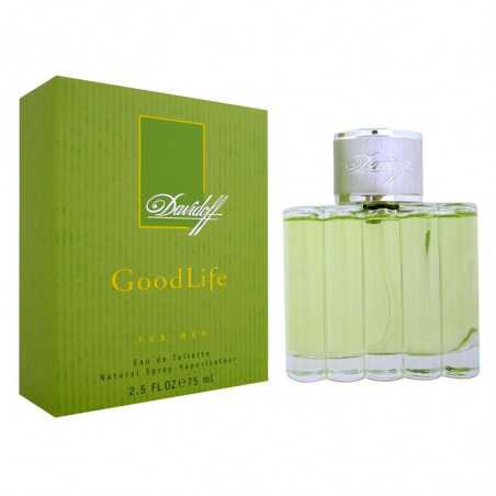 DAVIDOFF GOODLIFE U EDT 75 ML VAPO