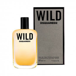 DSQ D2 WILD U EDT 30 ML SPRAY