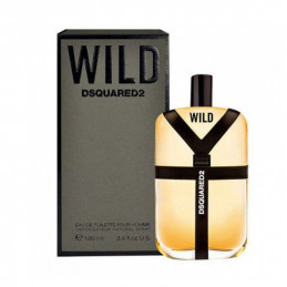 DSQ D2 WILD U EDT 100 ML SPRAY