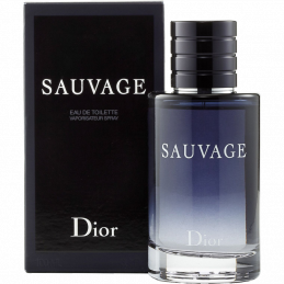 SAUVAGE EDT 100 ML SPRAY