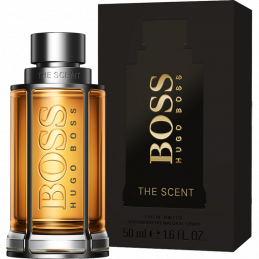 BOSS THE SCENT U EDT 50ML...