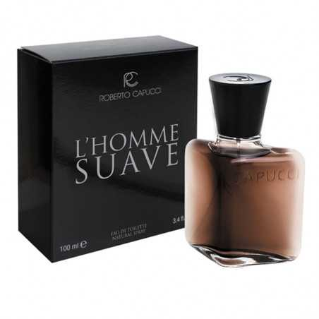 CAPUCCI L HOMME SUAVE EDT 100 ML SPRAY