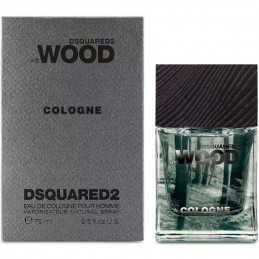 DSQ HE WOOD COLOGNE EDC 75...