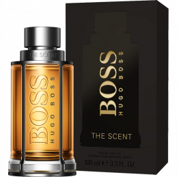 BOSS THE SCENT U EDT 100ML...