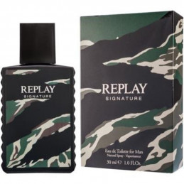 REPLAY SIGNATURE U EDT 30...