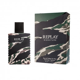 REPLAY SIGNATURE U EDT 50...