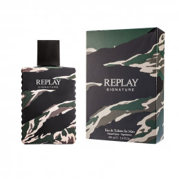 REPLAY SIGNATURE U EDT 100...