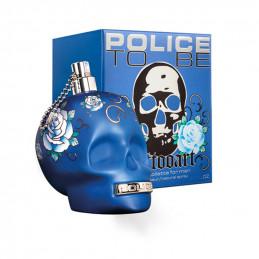 POLICE TO BE TATOOART U EDT...