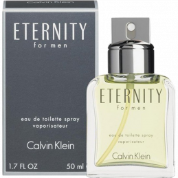ETERNITY U EDT 50 ML SPRAY