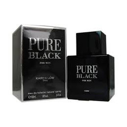 PURE BLACK U EDT 100 ML