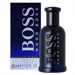 BOSS HUGO NIGHT U EDT 30 ML...