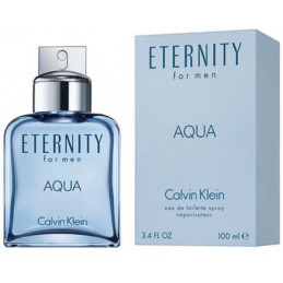 ETERNITY AQUA U EDT 100 ML...