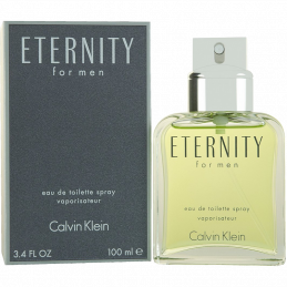 ETERNITY U EDT 100 ML ATO