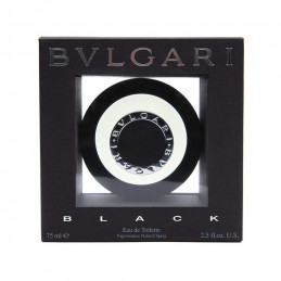 BULGARI BLACK EDT 75 ML SPRAY