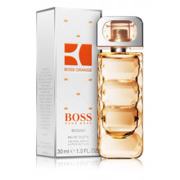 BOSS ORANGE WOMAN EDT 30 ML...