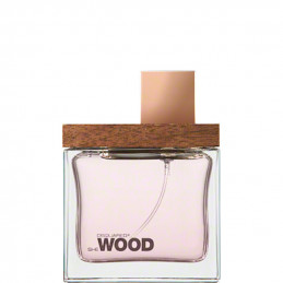 DSQ SHE WOOD EDP 50 ML SPRAY
