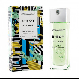 B-BOY HIP HOP EDP 50 ML SPRAY