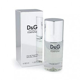 D G FEMININE EDT 30 ML SPRAY