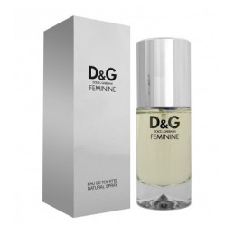 D G FEMININE EDT 50 ML SPRAY