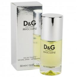 D G MASCULINE EDT 30 ML SPRAY