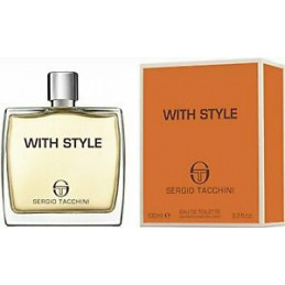 TACCHINI WITH STYLE U EDT...