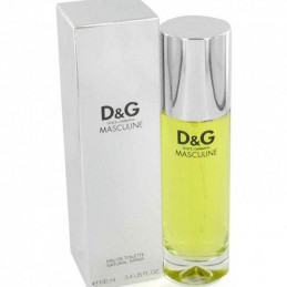 D G MASCULINE EDT 100 ML SPRAY