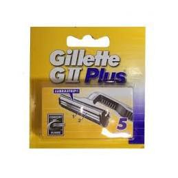 GILLETTE LAME GII PLUS X 5 PZ