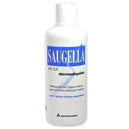 SAUGELLA DERMOLIQUIDO PH 3 5