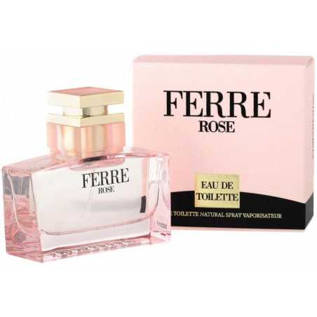 FERRE  ROSE D EDT 100 ML SPRAY
