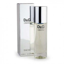 D G FEMININE EDT 100 ML SPRAY