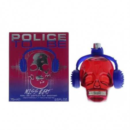 POLICE TO BE MISS BEAT D EDT 75 ML SPRAY