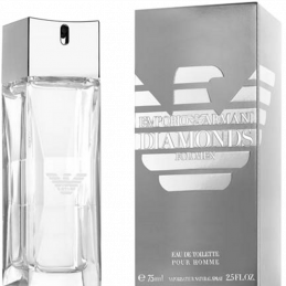 EMPORIO DIAMONDS MEN EDT 75...