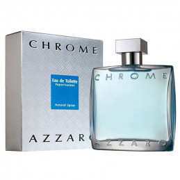 CHROME EDT 50 ML SPRAY