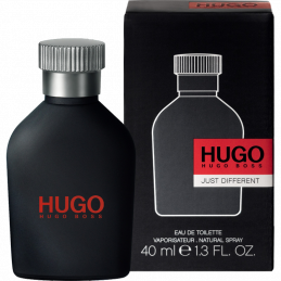 BOSS HUGO JUST DIFFERENT 40...