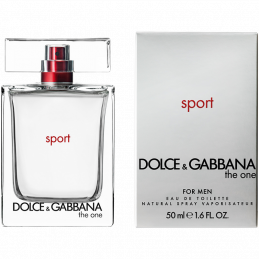 D G THE ONE SPORT U EDT 50...