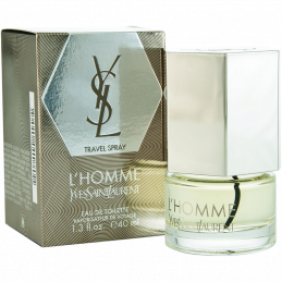 YSL L HOMME EDT 40 ML SPRAY