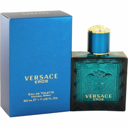 VERSACE EROS U EDT 50 ML SPRAY